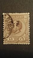 Suriname - Nr. 12C Gestempeld - Surinam ... - 1975
