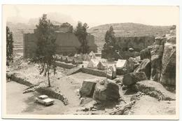 W1099 Giordania Jordan - Petra - Nazzal Camp - Auto Cars Voitures / Non Viaggiata - Giordania