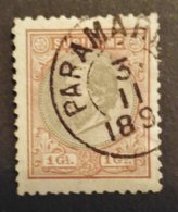 Suriname - Nr. 14F Gestempeld - Pracht Exemplaar - Surinam ... - 1975