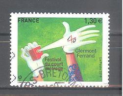 France Oblitéré N°5201 (cachet Rond) - France