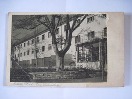 CPA  ALLEMAGNE  Mathilde Planck Haus Ludwigsburg   TBE - Ludwigsburg