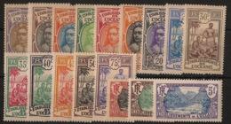 Océanie - 1913-15 - N°Yv. 21 à 37 - Série Complète - Neuf Luxe ** / MNH / Postfrisch - Oceania (1892-1958)