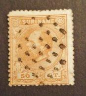 Suriname - Nr. 13A Gestempeld - Surinam ... - 1975