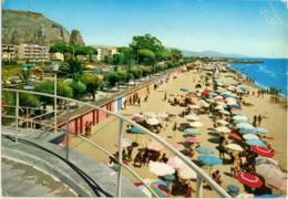 TERRACINA  LATINA  Spiaggia Di Ponente E Monte Giove - Latina