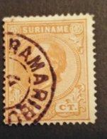 Suriname - Nr. 13B Gestempeld - Surinam ... - 1975