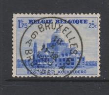 COB 475 Oblitération Centrale BRUXELLES 6A - Belgique