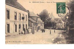 89 MEZILLES ROUTE DE TOUCY ( HOTEL DU SOLEIL D ORTENU PAR RAGUT )  (petite Rapures ) - Other Municipalities