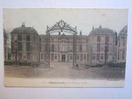 91 Essonne Chamarande Le Château Façade - France