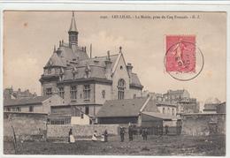 CPA- Les LILAS - La Mairie ,prise Du Coq Français- Dép93-2scans - Les Lilas