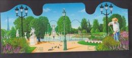FRANCE / 2004 / Y&T N° 3673/3674 ** En Bloc Ou BF N° 70 ** (Jardin Des Tuileries) - Gomme D'origine Intacte - Blocs & Feuillets