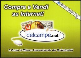 ITALIA 2009 - COMPRA E VENDI SU INTERNET - DELCAMPE.NET- STAMPS / COIN - Commerce