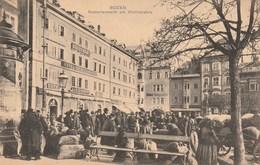 Bozen - Kastanienmarkt Am Waltherplatz - MERCATO DELLE CASTAGNE - Bolzano (Bozen)