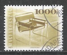 Hungary 2006. Scott #3965 (U) Furniture, Vassily Chair, By Marcel Breuer, 1925 * - Hongrie