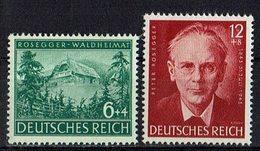 DR 1943 // Mi. 855/856 ** - Deutschland