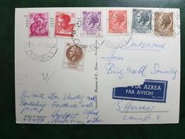 (17444) STORIA POSTALE ITALIA 1968 - 6. 1946-.. Repubblica