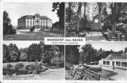 6-MONDORF LES BAINS-VEDUTINE - Mondorf-les-Bains