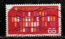 NORVEGE     N°   556   OBLITERE - Norvège