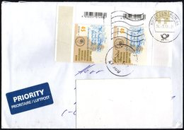 GERMANY 2018 - MAILED ENVELOPE - 200th ANNIVERSARY OF THE UNIVERSITY OF BONN - Altri