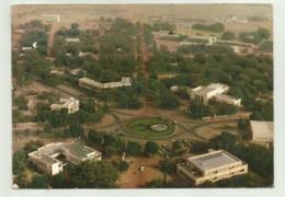 NIAMEY - VUE AERIENNE    - VIAGGIATA FG - Niger