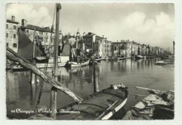 CHIOGGIA - CANALE S.DOMENICO  VIAGGIATA FG - Chioggia