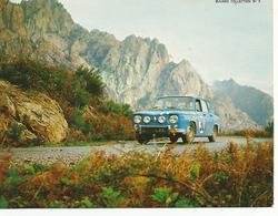 Ancien BUVARD PUBLICITAIRE VOITURE  Simca 1000 - Automobile