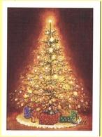 BIGLIETTO AUGURI - Buon Natale - Dall'originale Dipinto Con La Bocca - Jolanta Borek Unikowska - Not Used - Altri