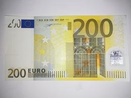 EURO-AUSTRIA 200 EURO (N) G001 Sign DUISENBERG UNC - EURO
