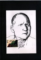 Slovenia 1993 Writer Prezihov Voranc Maximumcard - Slowenien