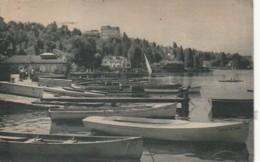 *** 74  ***  THONON  Les BAINS  Le Port  - écrite  TTB - Thonon-les-Bains