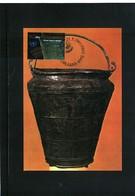 Slovenia 1993 Archaeology Figural Situla From Vace Maximumcard - Slovenia
