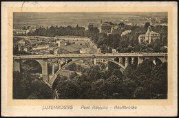 LUXEMBOURG - PONT ADOLPHE - Lussemburgo - Città