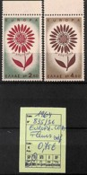 [822679]Grèce 1964 - N° 835/36, Bdf, Europa-Cept, Fleurs - Collections