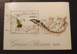 GUINEE BISSAU BLOC NUMEROTE  OFIDIOS 1994 NEUF SANS CHARNIERE - Guinée-Bissau
