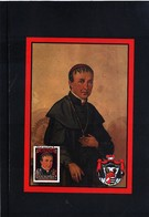 Slovenia 1992 Bishop Martin Slomsek Maximumcard - Slovenia