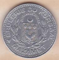 81 . Tarn. Brulerie Du Kursaal  Mazamet 10 Centimes - Monétaires / De Nécessité
