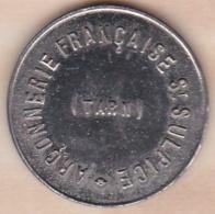 81 . Tarn . Arçonnerie Française Saint Sulpice 50 Centimes - Monétaires / De Nécessité