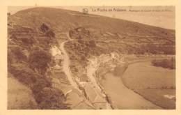 LA ROCHE-en-ARDENNE - Montagne De Dester Et Route De Villez - La-Roche-en-Ardenne