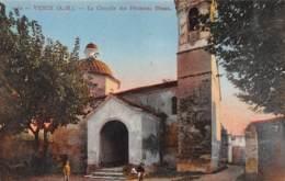 06 - VENCE - La Chapelle Des Pénitents Blancs - Vence