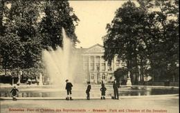 Bruxelles : Parc Et Chambre Des Représentants - Bossen, Parken, Tuinen