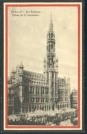 Brüssel : Das Rathaus - Bossen, Parken, Tuinen