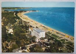 CARNAC (Morbihan) - La Plage Et L'Hotel Britannia - Bretagne   Vg F2 - Carnac