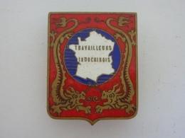 Travailleurs Indochinois - Chobillon - 2721 - - Armée De Terre