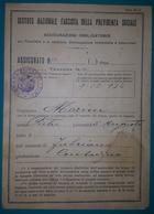Libretto Istituto Nazionale Fascista Della Previdenza Sociale - 1934. - Documentos Históricos