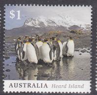 2018. AUSTRALIAN DECIMAL. Heard Island. $1. Penguins. FU. - 2010-... Elizabeth II