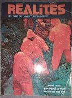 Revue Réalités N°334 Novembre 1973 La Mer/Matra Jean-Luc Lagardère/L'appétit Au Siècle Gourmand/Jardin/Tigres/Agam - Informations Générales