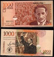 COLOMBIA - 2004- MIL PESOS  ( $ 1000 ) - UNCIRCULATED. CONDITION 9/10 - Colombie