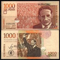 COLOMBIA - 2006- MIL PESOS  ( $ 1000 ) - UNCIRCULATED. CONDITION 9/10 - Colombie