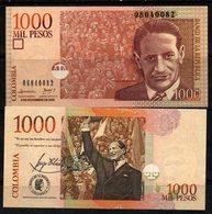 COLOMBIA - 2006- MIL PESOS  ( $ 1000 ) -NOV-9 . UNCIRCULATED. CONDITION 9/10 - Colombie