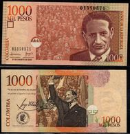 COLOMBIA - 2008- MIL PESOS  ( $ 1000 ) - UNCIRCULATED. CONDITION 9/10 - Colombie