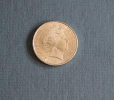 Australia 2018 Near Mint 20c Twenty Cent Coin Platypus QEII - Decimal Coinage (1966-...)